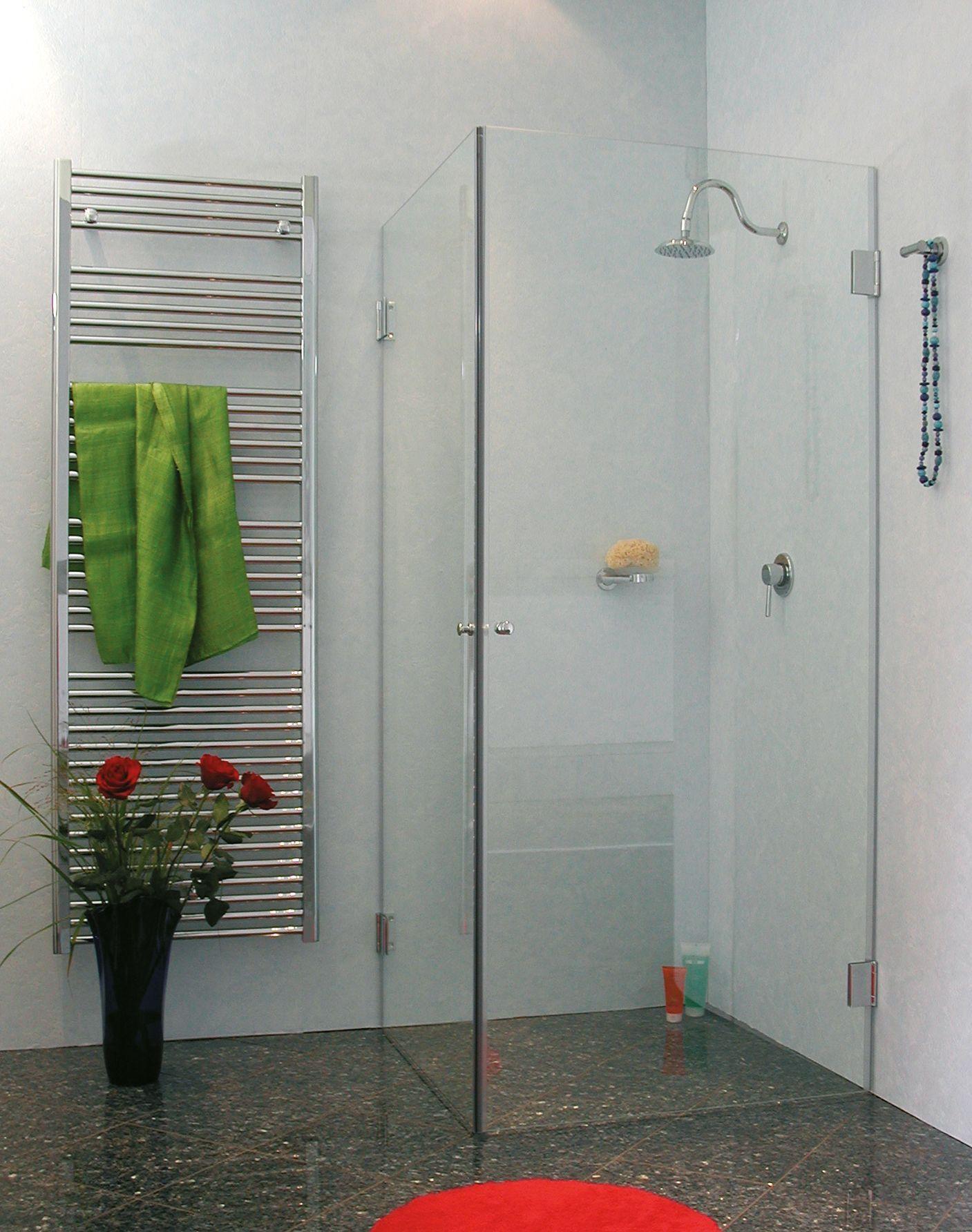 eckdusche g nstige duschkabine als eckeinstieg dusche. Black Bedroom Furniture Sets. Home Design Ideas