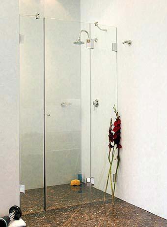 Duschtür Nische Duschabtrennung Aus Glas Bis 40 Lieferung 24h