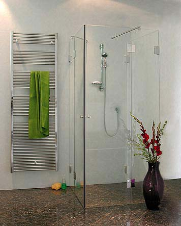 3 seiten u duschkabine klarglas chrom h 195cm combia au2e. Black Bedroom Furniture Sets. Home Design Ideas