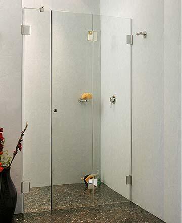 duscht r nische duschabtrennung aus glas bis 40 lieferung 24h. Black Bedroom Furniture Sets. Home Design Ideas