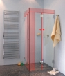 combia nano glasversiegelung f r duschen. Black Bedroom Furniture Sets. Home Design Ideas