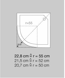 dusche planen duschkabine duschwanne messen in 5min. Black Bedroom Furniture Sets. Home Design Ideas