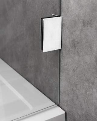Super Duschen Beschläge: Glas Scharniere und Befestigungen GO16