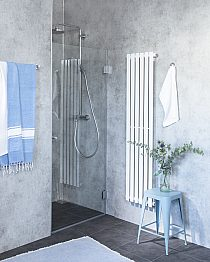 Duschtür Nische: Duschabtrennung aus Glas bis -40%, Lieferung 24h