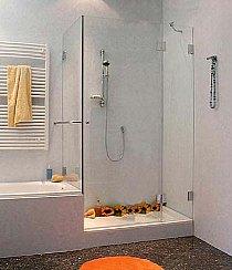 Dusche Neben Badewanne Langs