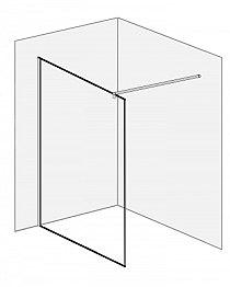Duschwand Glas & freistehende Glasduschwand auf Maß UVP bis -40%
