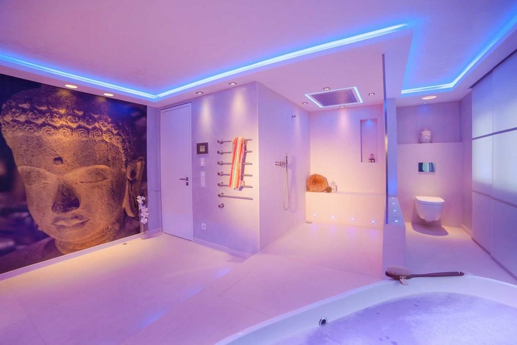 Bad Design Fliesen Kassel : Picture idea 3 : In lila und purpur t?nen l?sst es sich wunderbar im ...