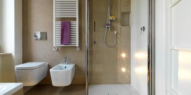 duschwanne aus mineralguss die bodenebene luxusdusche. Black Bedroom Furniture Sets. Home Design Ideas