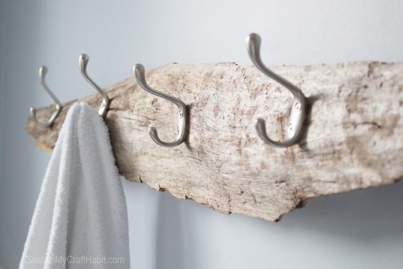 Garderobe Treibholz treibholz deko ideen für ihr bad originelle inspirationen diys