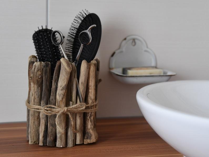 treibholz deko ideen f r ihr bad originelle inspirationen diys. Black Bedroom Furniture Sets. Home Design Ideas