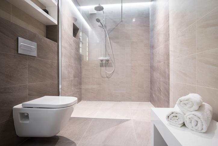bad trends 2017: gestalten sie ihr badezimmer neu, Badezimmer gestaltung