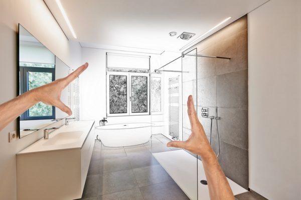 Bad modernisieren: Mit diesen Tipps erstrahlt Ihr Bad in neuem Glanz
