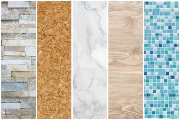 So finden Sie das passende Material für Ihr Bad: Fliesen, Holz und Co. im Vergleich