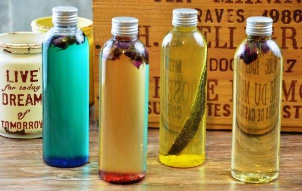 Badeöl zum Selbermachen