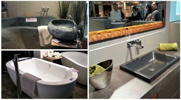 Badideen auf der Bad Messe Heim + Handwerk