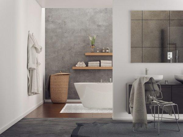 Designtrends für gemütliches Badezimmer