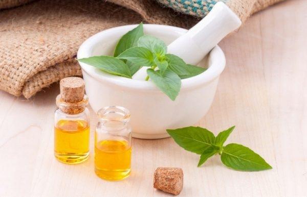 Massageöl zum Selbermachen