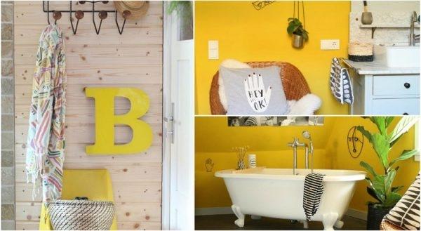 Details und Deko-Ideen in Julias wohnlichem Badezimmer