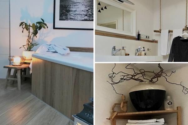 Bad Gemutlich Einrichten Jennys Modernes Gemutliches Badezimmer