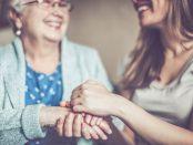 Ehrenamtliche Hilfe für ältere Menschen