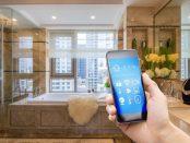 Steuerung des digitalen Bads per App
