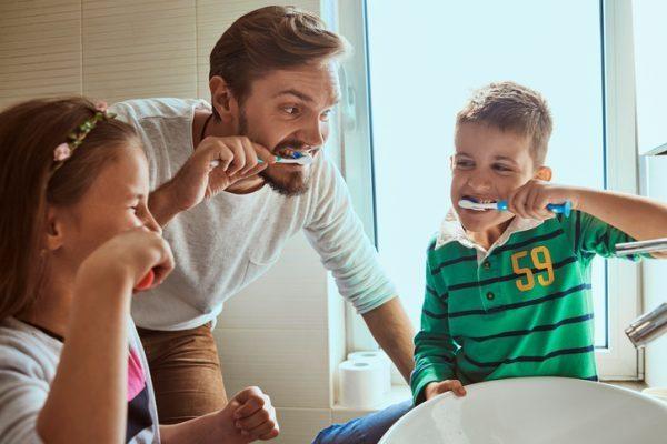 Zahnputz-Apps: Spielerisches Zähneputzen für Kinder!