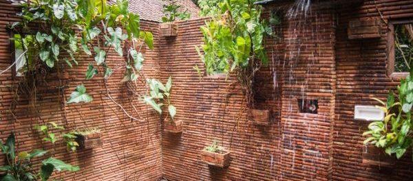Bad-Inspiration: Badezimmer als Dschungel oder maritim gestalten