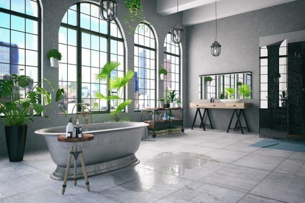 Naturstein im Bad: Das müssen Sie über das beliebte Material wissen