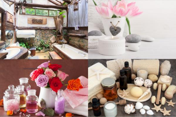 Badezimmer mit Naturmaterialien einrichten – dekorieren Sie Ihr Bad natürlich!