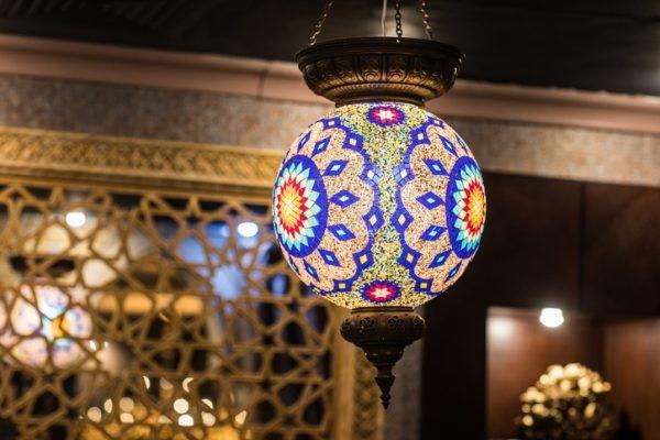 marokkanische leuchte