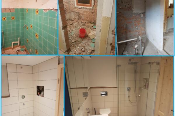 Bodengleiche Dusche nachträglich einbauen: Das müssen Sie beachten