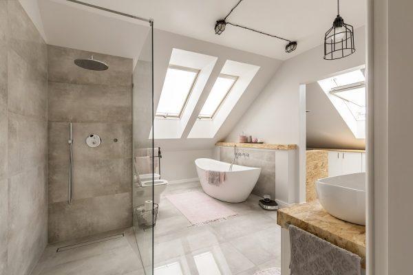 Den Dusche Hinter Kulissen Dusch WC