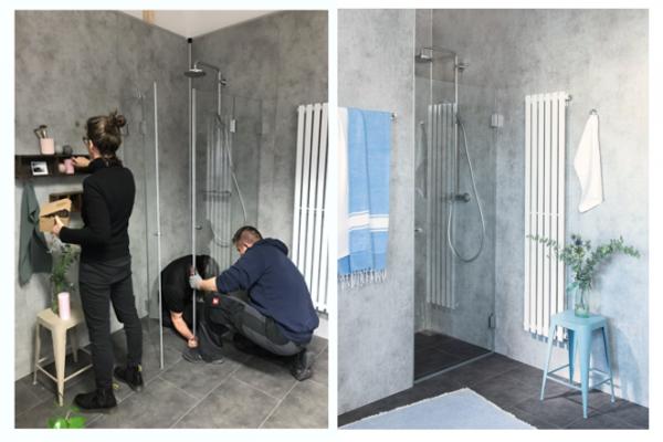 Making-Of: Hinter den Kulissen beim Duschenprofis-Fotoshooting