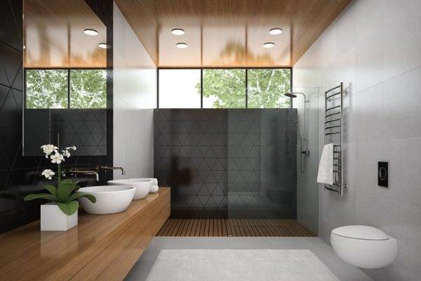 Duschvorhang-Alternativen: Diese 3 Lösungen gibt es für Ihre Dusche
