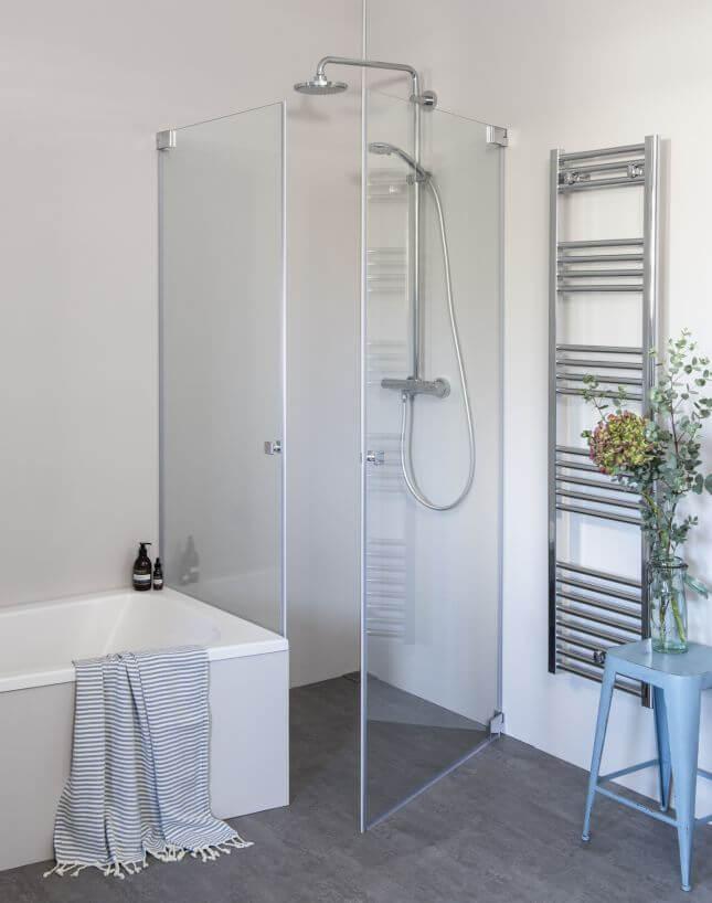 Duschabtrennungen Glas bis  20 » über 20.20 Duschen