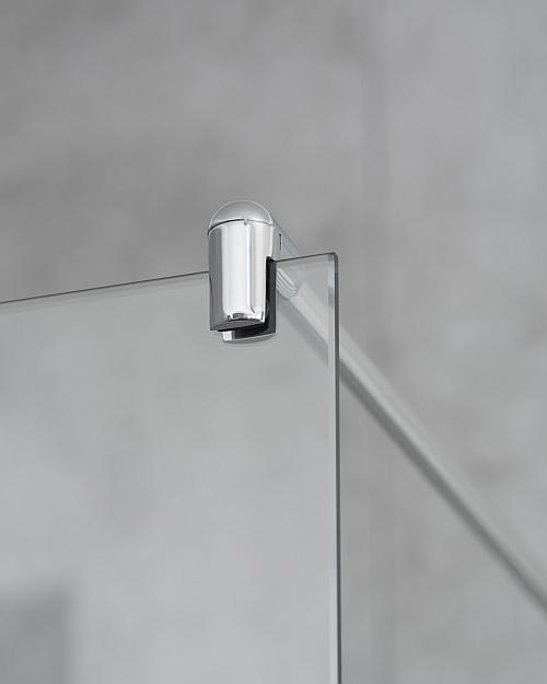 Duschen Befestigung für Duschabtrennung