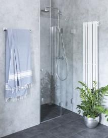 Nischen-Dusche