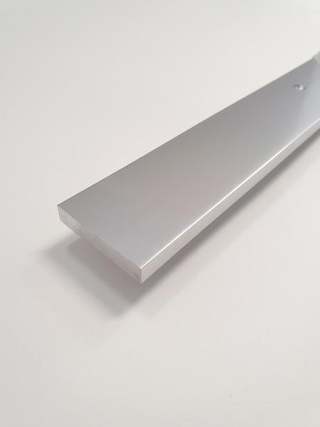 Wandverbreiterungsprofil 1cm für Dusche chromfarben