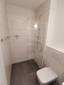Freistehende Duschwand PAPO